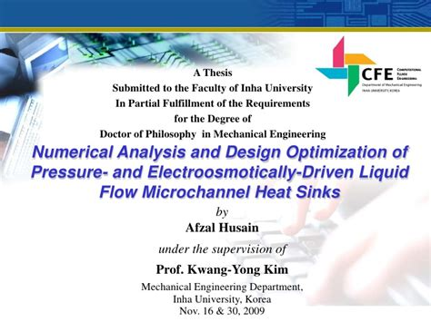 final phd defence presentation