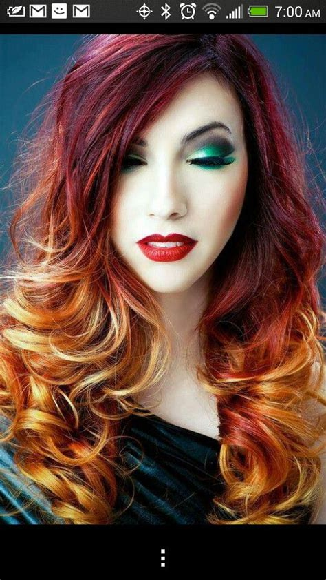 awesome hair color cool hair color ideas awesome hair