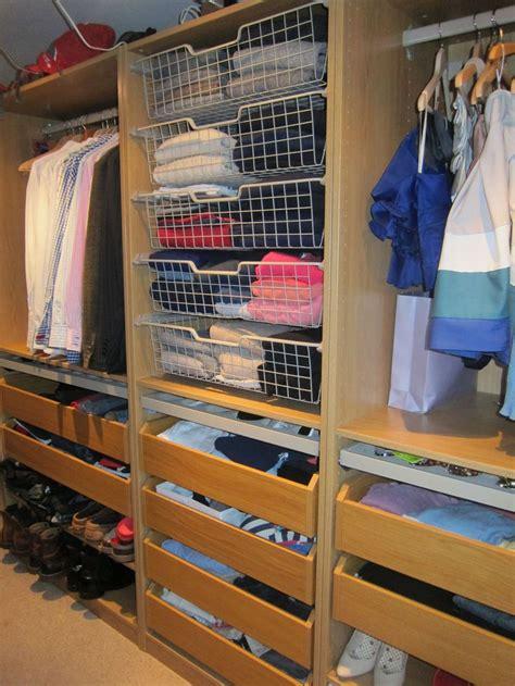 ikea closet drawers ikea 75cm pax wardrobe frame oak effect with komplement
