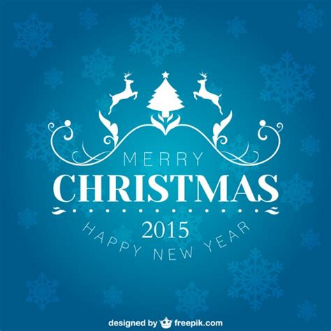 merry christmas images 2015 christmas new year 2015 vector greetings download free