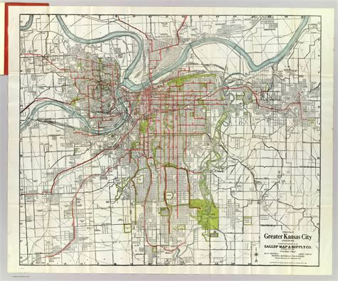 map of kansas city image gallery kansas city map