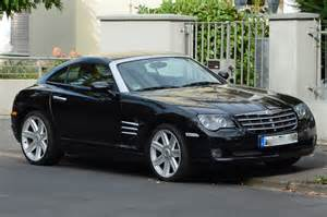 Chrysler crossfire front in bad godesberg 12 10 2014