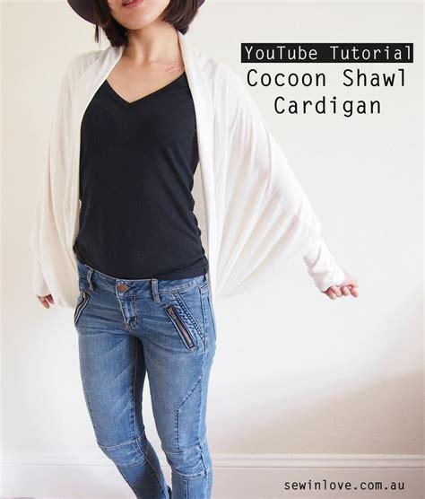 tutorial pashmina denim best 25 shawl cardigan ideas on pinterest navy shawl
