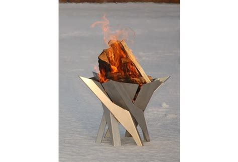 Feuerkorb Schale by Svenskav Design Feuerkorb Hertie De