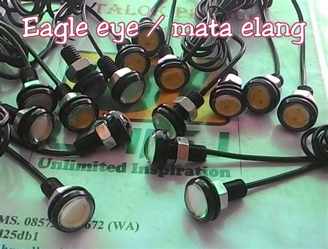Sen Colok Led T10 9 Mata Strobe Smd 5050 Terbaik lu led mata elang eagle eye umisj