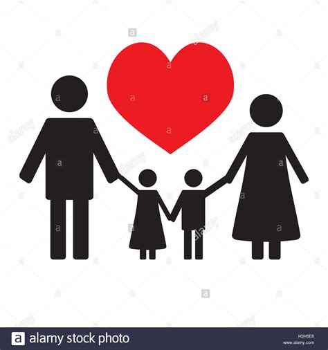 imagenes de i love your family happy family love family silhouette and children love
