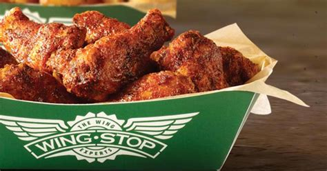 wingstop flies on ipo sign of fast food