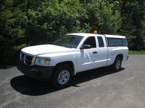 how cars engines work 2008 dodge dakota auto manual buy used 2008 dodge dakota extended cab 3 7l v6 auto a c utility work truck astro nice in
