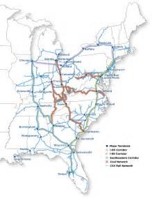 csx florida map csx railroad map www pixshark images galleries