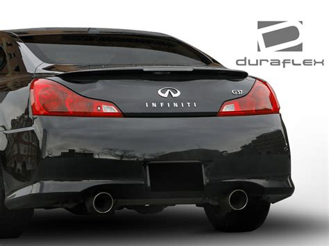 how to take bumper off 1994 infiniti g q50 jc styling carbon fiber rear bumper diffuser lip welcome to extreme dimensions item group 2008 2015 infiniti g coupe g37 q60 duraflex ipl