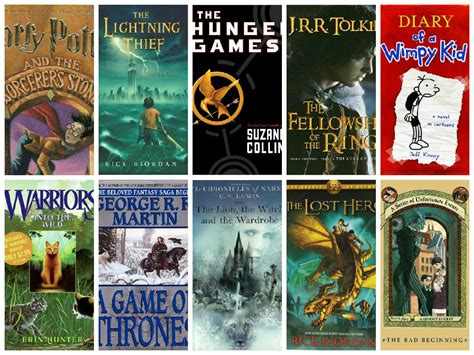 7 Book Series I 2 by Top 10 Book Series