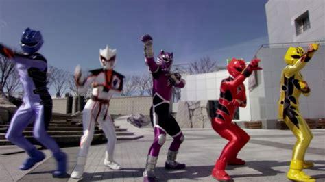 Rhs Figure Sentai Series Gokai Ranger Blue Original power rangers la mega guida alle serie sentai leganerd
