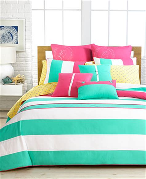southern tide bedding closeout southern tide cabana stripe comforter sets