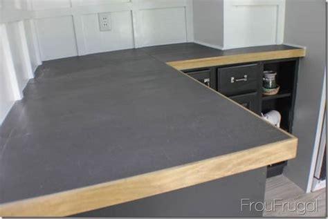 large porcelain tile kitchen countertops kitchen makeover the reveal