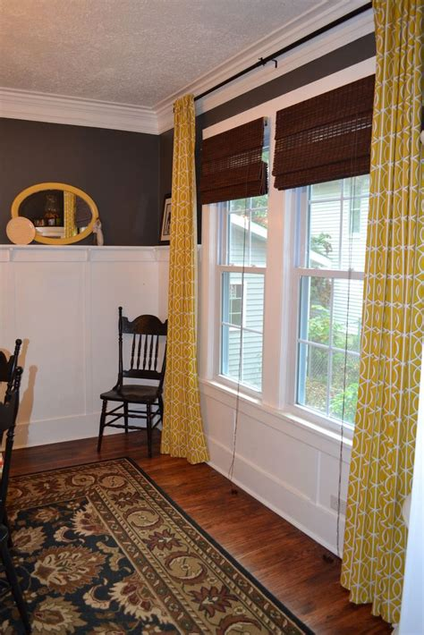 curtains for dining room windows 101 best curtains blind ideas images on pinterest