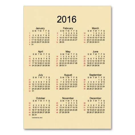 Calendario 52 Semanas 2016 Calend 193 De 2016 Datas