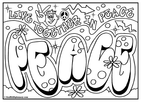 Coloring Pages Of Graffiti Omg Another Graffiti Coloring Book Of Room Signs Learn by Coloring Pages Of Graffiti