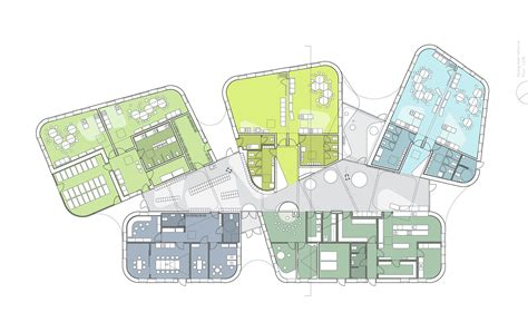 kindergarten floor plan layout in progress design kindergarten cebra archdaily