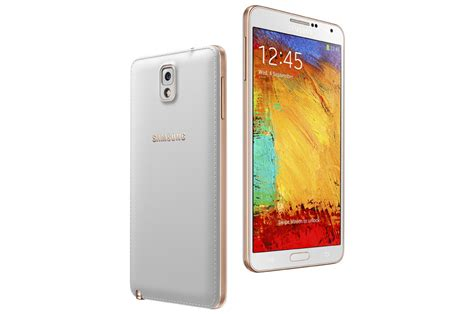 samsung galaxy note 3 gold edition now official