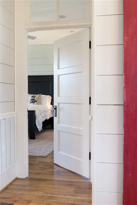 modern bedroom doors a modern farmhouse in coastal nc