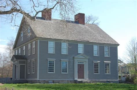 Pollards Sheds by Oldhouses 1782 Georgian Colonial Captain Pollard S