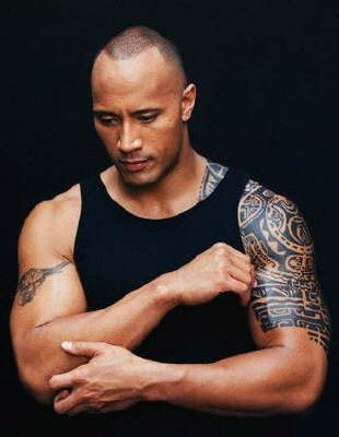 dwayne johnson tattoo making the rocks new tattoo celebrity tattoo designs