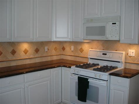 Tumbled Marble Kitchen Backsplash Tumbled Marble Backsplash New Jersey Custom Tile