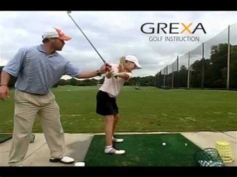 leadbetter swing setter drills swing the club on plane grexa golf instruction doovi