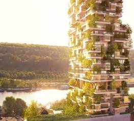 sustainable apartment design environment in high density housing futuristic news