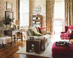 Cottage Sitting Rooms - 10 of the best window treatments period living