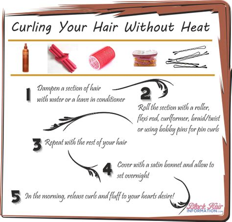 how to curl bob hair xuts without heat curling your hair without heat bhi postcard tips black