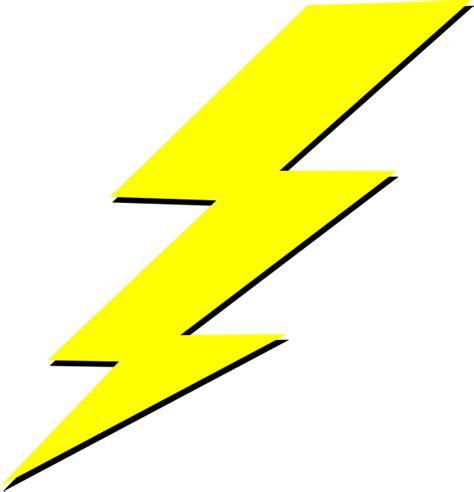 Clipart Lightning Bolt lightning bolt clip at clker vector clip