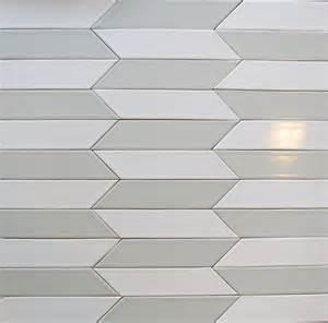 Chevron subway tile gray silver fox modwalls tile modwalls tile