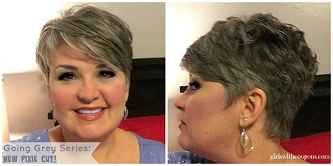hairstyles for turning grey model hairstyles for going grey hairstyles going grey