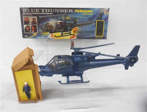 Blue Thunder Helicopter Tour 2017 multi toys blue thunder helicopter