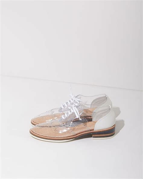 clear oxford shoes clear oxford shoes 28 images mosson bricke clear