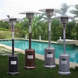 Accessories For Patio Heaters Garden Propane Standing Lp Gas Steel Accessories Heater