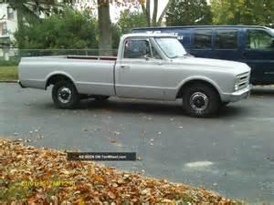 1967 Chevrolet Truck 1967 Chevy C10 Custom Cab Truck
