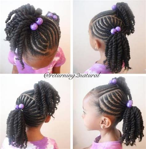 braides in ponytail hair styles for 1 year olds braids for kids 40 splendid braid styles for girls