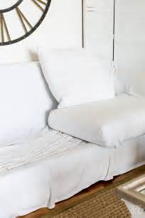 white slipcovers why i living with white slipcovers in my own style