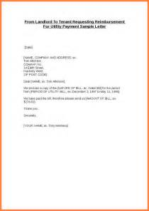 Reimbursement Letter Template 6 Reimbursement Letter Invoice Example 2017