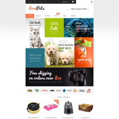 themes bootstrap pets pet shop bootstrap themes templatemonster