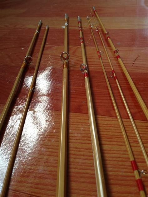 Handmade Bamboo Fly Rods - china high quality fly fishing handmade bamboo fly rod