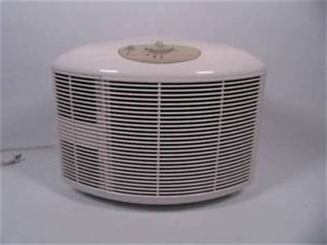 sunbeam 2587 88 air purifier cleaner filter w ionizer white on popscreen