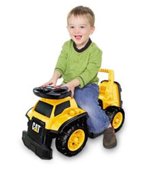 toddler ride on trucks megabloks cat 3in1 ride on truck toys