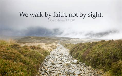 by faith latest wallpaper quot we walk by faith quot truth for life