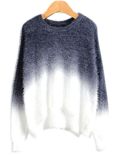 Ombre Mohair Sweater Black best 25 ombre sweater ideas on ombre shirt