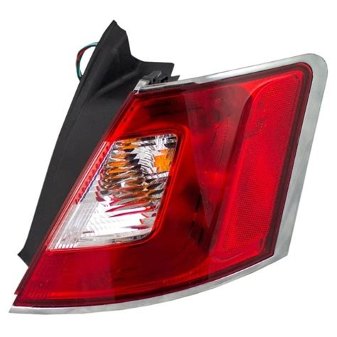 2010 ford taurus aftermarket tail lights ford taurus tail light replacement at monster auto parts