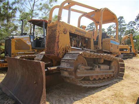 Dresser Track Loader by Dresser Td8g Track Dozer Crawler Tractor Loader