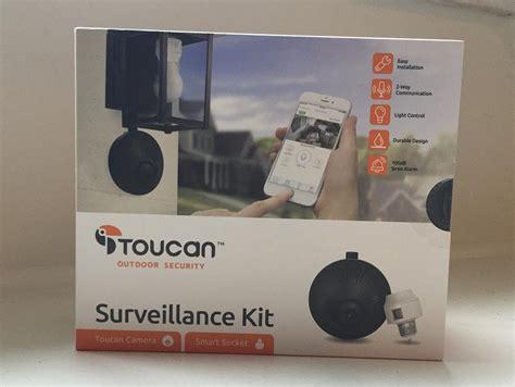 review the toucan surveillance security system is unique